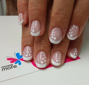 Unhas decorads com nail art